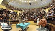 Für die Vergabe von Studienplätzen in der Medizin werden künftig neue Regeln herrschen.
