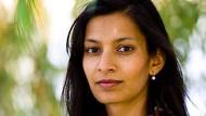 Die britische Autorin Priya Basil