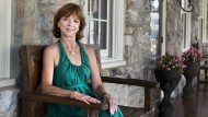 Nora Roberts in ihrer Heimat Maryland