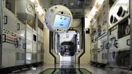 KI für den Einsatz im Weltraum: der Assistenzroboter Cimon