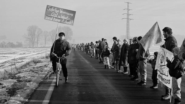 Wie aus der DDR fast ein westliches Nordkorea geworden wäre