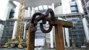 Bildhauer Eduardo Chillida gestorben