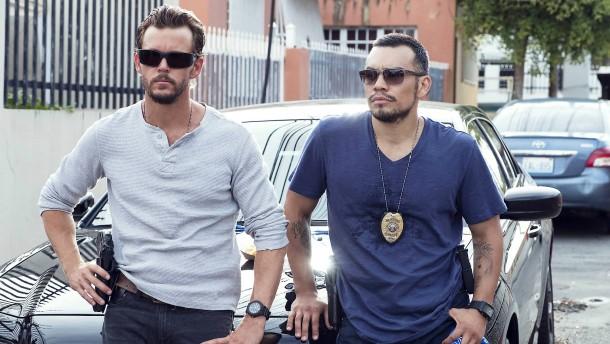 Die Polizei, dein Freund und Henker