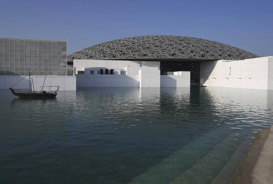 Erst am 11. November dieses Jahres eröffnete der Louvre Abu Dhabi.