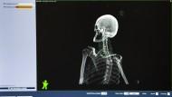 Röntgenbild in einer Schweizer Klinik: Was verraten uns die Daten?