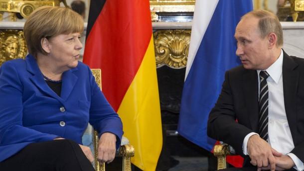 Wie steht es um Deutsche und Russen?
