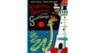"""Günter Spang, Beatrice Braun-Fock: """"Kapitän Bommel und die Seeschlange"""". Thienemann-Esslinger Verlag, Stuttgart 2019. 32 S., geb., 12,– Euro. Ab 4 J."""