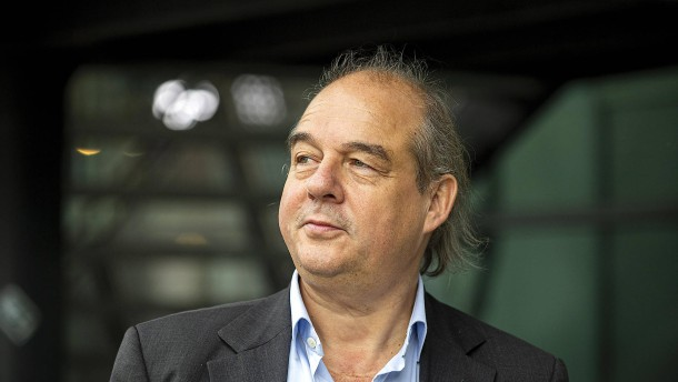 Schriftsteller Karl-Heinz Ott erhält Joseph-Breitbach-Preis