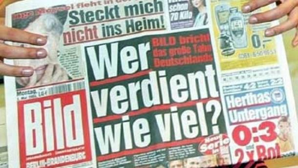 BILD-Box im Springer-Verlag
