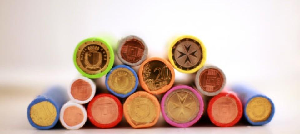 Tchibo Verkauft Münzen Euro Im Angebot Feuilleton Faz