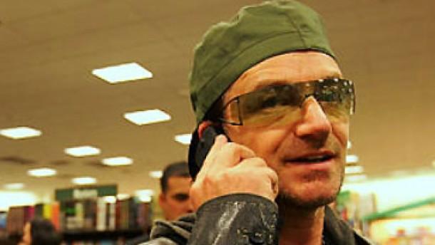 Bono am Apparat