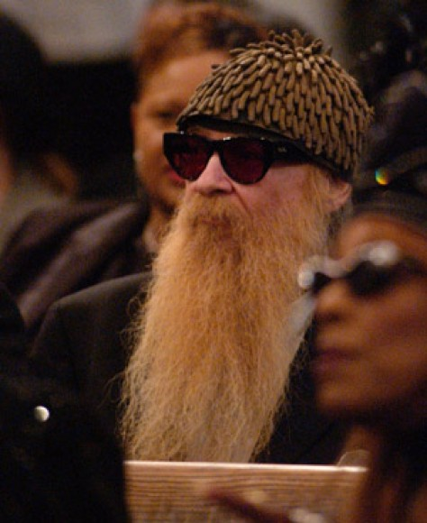 charles zz top