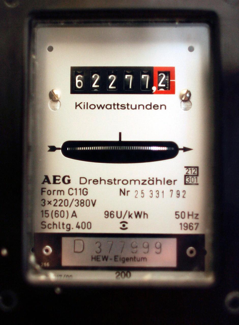 Best Tv Service >> Bild zu: Datenschutz: Der Stromzähler ist ein Spion im ...