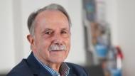 Von 1998 bis 2008 Präsident der Stiftung Preußischer Kulturbesitz, seitdem Präsident des Goethe-Instituts: Klaus-Dieter Lehmann
