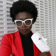 Ohne Maske wurde sie nicht erkannt: Joy Buolamwini, Computerexpertin am MIT, gründete die Algorithmic Justice League.