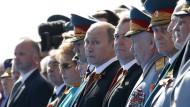 Der tiefe Schlummer von Putins Opposition