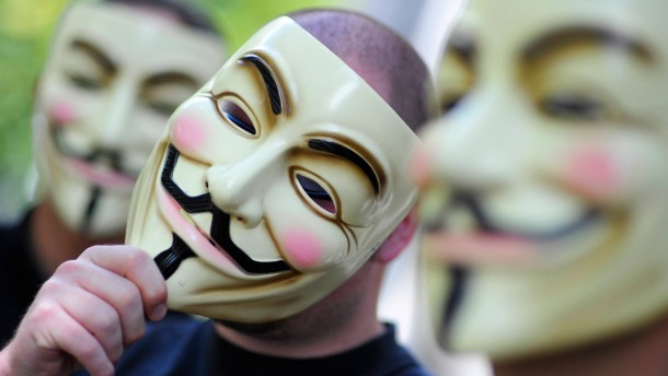 "Anonymous in ""Time""-Liste der 100 einflussreichsten Personen"