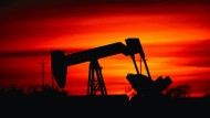 Was war noch einmal das Öl des 19. und 20. Jahrhunderts? Förderpumpe in Oklahoma