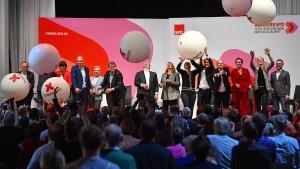 Welchen Sozialdemokraten wird Putin wählen?
