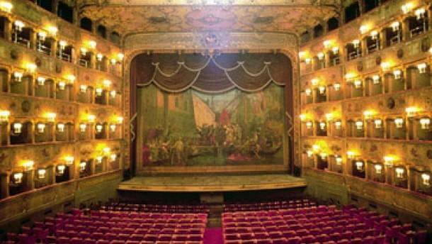 """La Fenice"" wird wiedereröffnet"