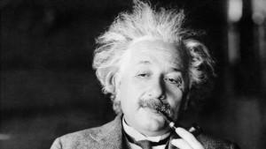 Wir sind alle blöd wie Einstein