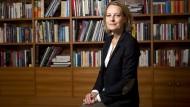 """Miriam Meckel, Herausgeberin der """"Wirtschaftswoche"""" und Direktorin am Institut für Medien- und Kommunikationsmanagement an der Universität St. Gallen"""