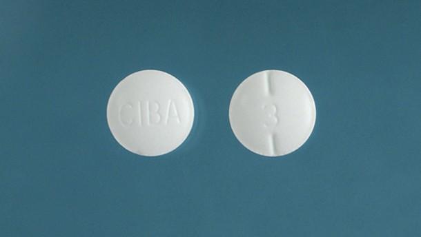 Pillen gegen Uni-Stress