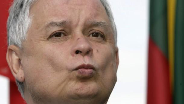 Kaczynski will EU-Vertrag nicht unterzeichnen