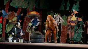Eine Oper, mit Publikum, stellt euch vor!