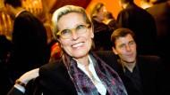 Wir erwarten weitere Recherchen von ihr: Silvia Bovenschen im Jahr 2009 beim Buchmesse-Empfang dieser Zeitung.