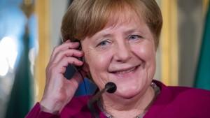 Sind Merkel-Podcasts rechtswidrig?