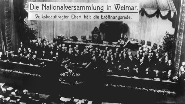 Weimar im Vergleich