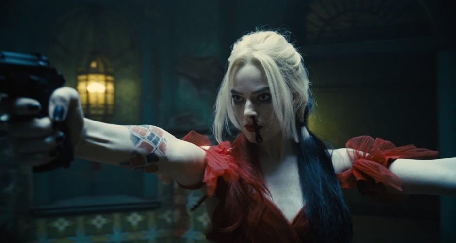 Eigentlich meistens fröhlich: Margot Robbie als Harley Quinn
