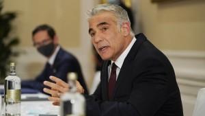 Israels Außenminister kündigt geschichtspolitischen Kurswechsel an