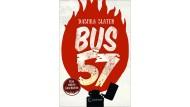 """Dashka Slater: """"Bus 57"""". Eine wahre Geschichte. Aus dem Englischen von Ann Lecker. Loewe Verlag, Bindlach 2019. 400 S., geb., 18,95 Euro. Ab 14 J."""