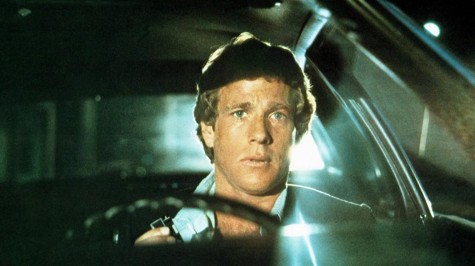 """Keiner sah am Steuer besser aus als er: Ryan O'Neal in Walter Hills Film """"Driver"""" von 1978"""