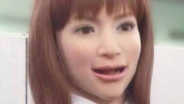 Konnichiwa, Roboterfrau!