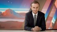 """Folgenreicher Auftritt: Jan Böhmermann in seiner Sendung """"Neo Magazin Royale"""""""