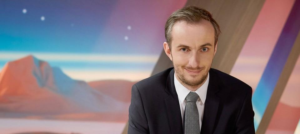 Ermittlungen Gegen Jan Böhmermann Wegen Erdogan Gedicht