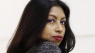 Schriftstellerin Shumona Sinha bedient sich gern drastischer Mittel.
