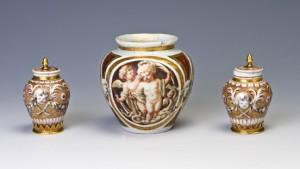 Das erste Porzellan entstand in England