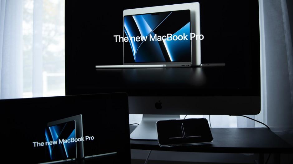 Apple präsentierte die Produkte auf einer virtuellen Veranstaltung.