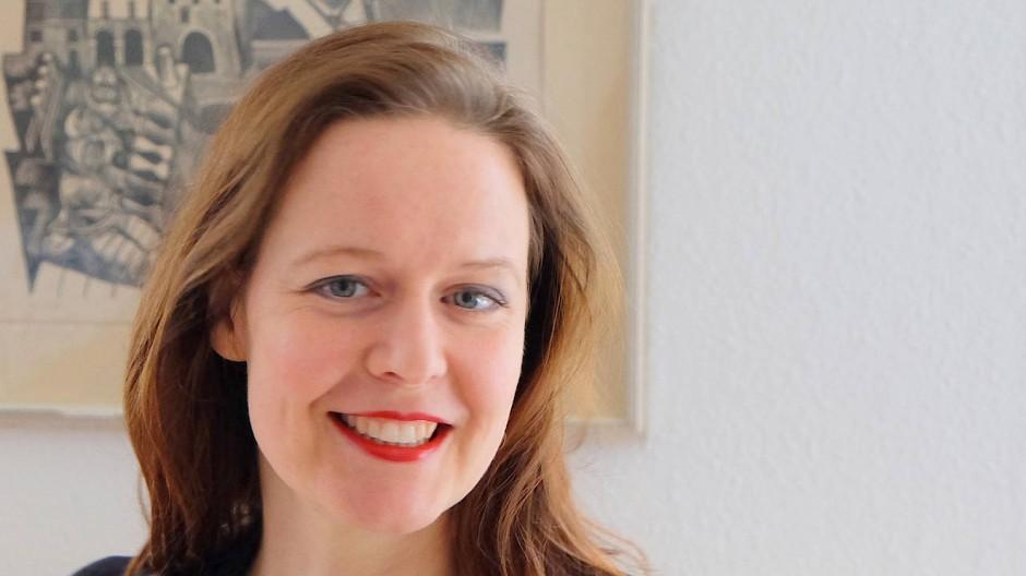 Sie debattiert übers kulturelle Gedächtnis auch an diesem Montag auf der Internetkonferenz Republica: Ellen Euler