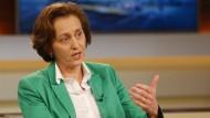 AfD-Politikerin Beatrix von Storch bei Anne Will.
