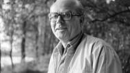 Arno Schmidt in Bargfeld nach 1972