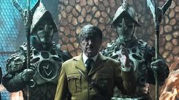 Wenn Adolf Hitler den Tyrannosaurus reitet