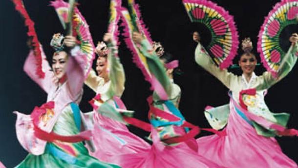Kulturtransfer im Trommelwirbel: Korea tanzt in Berlin
