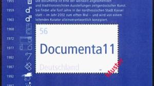 Ein Fall für Briefmarkensammler: Documenta11 Marke trotz Macke weiter wertvoll