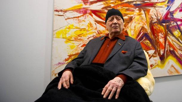 Uberlegen Karl Otto Götz: Maler Im Alter Von 103 Jahren Gestorben