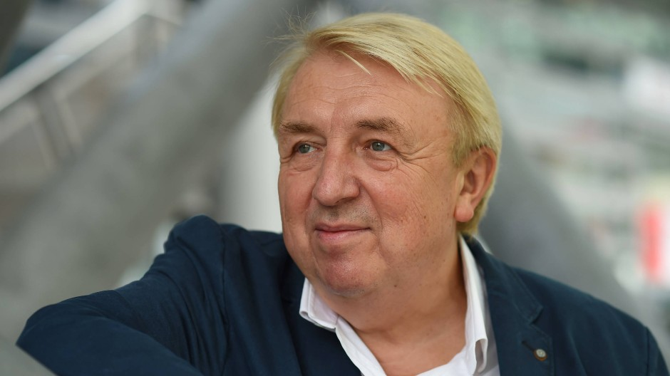 Hanns-Josef Ortheil im Oktober 2016 in Frankfurt